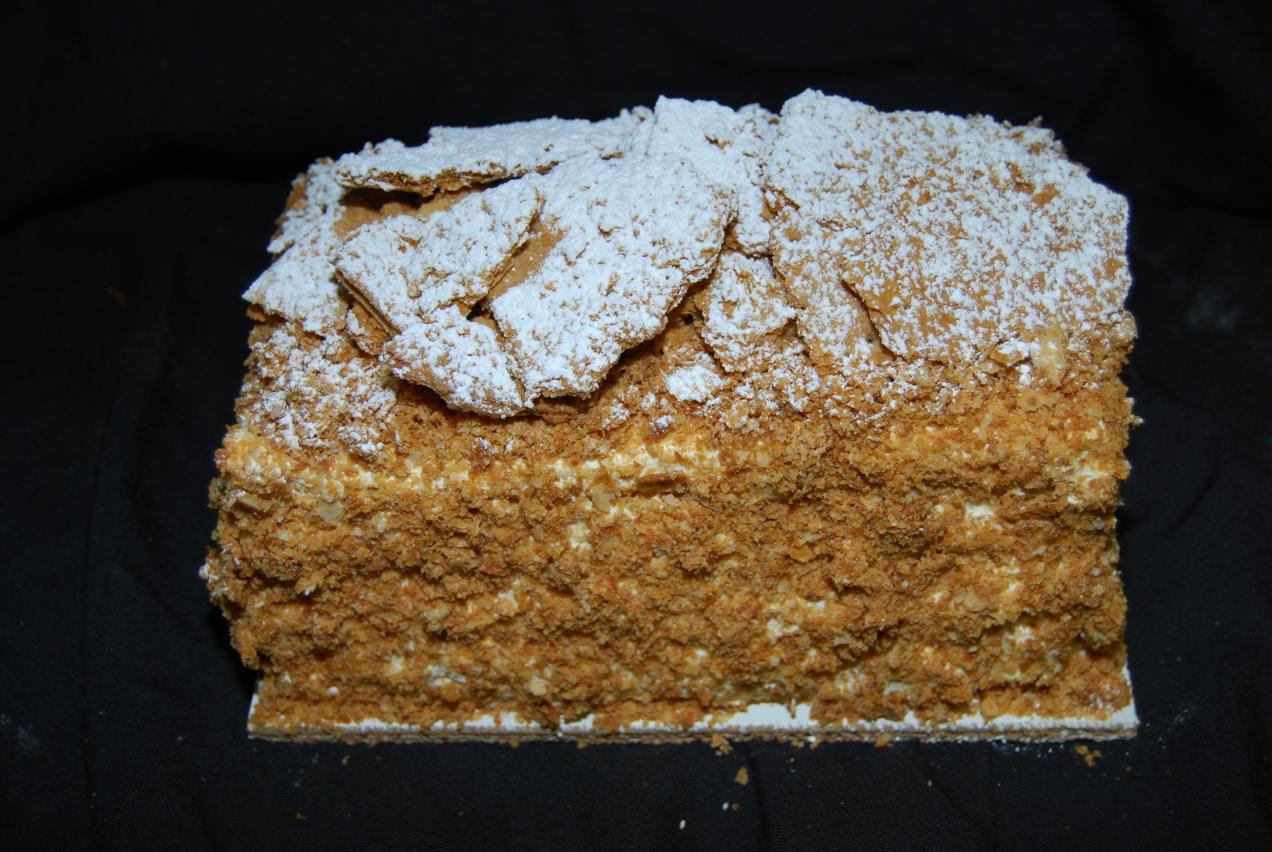 Napoleon Cake Alfonsos Pastry Shoppe